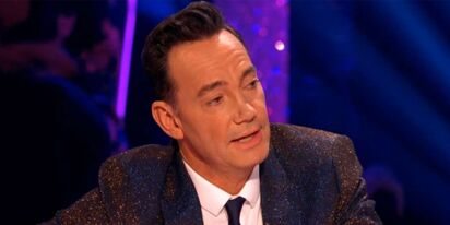 """TV judge Craig Revel Horwood on having a sugar daddy at 17: """"It wasn't horrific, you know?"""""""