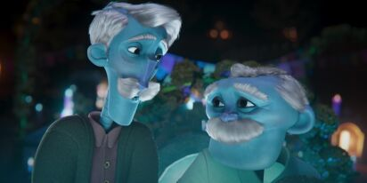 Doritos features ghostly gay couple in a touching Day of the Dead ad