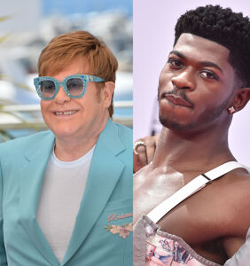 "Sir Elton John raves over ""seismic"" talent of Lil Nas X"