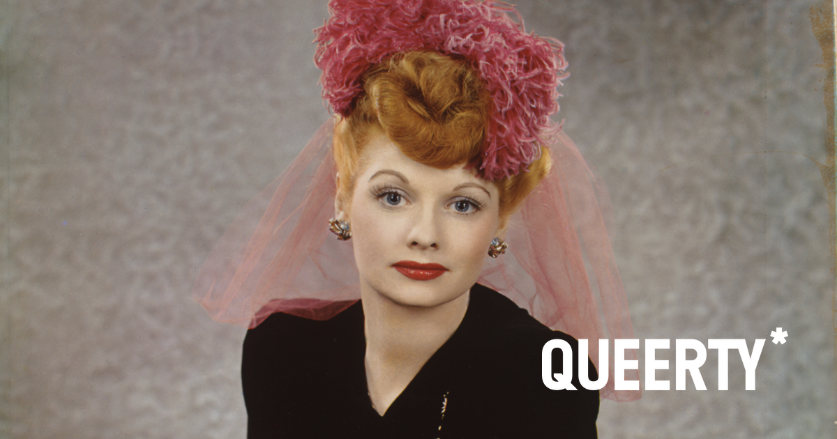 WATCH: This Oscar winner is unrecognizable as comedy legend Lucille Ball