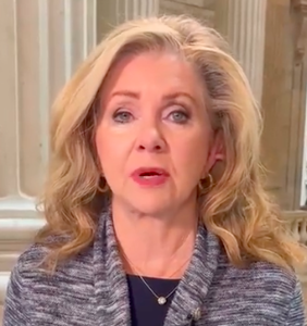 Marsha Blackburn pens wacky op-ed about protecting hate speech on college campuses