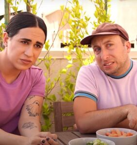 WATCH: That awkward moment a friend tells you they're back with their toxic ex