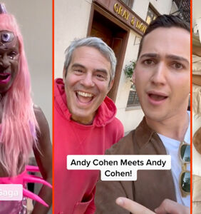 The Old Gays on Halloween, sexy time with Lance Bass, & where to stuff your pillows