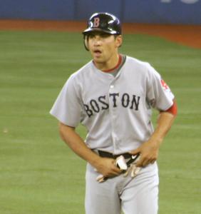 WATCH: Red Sox get wet & wild in the locker room to this queer dance staple