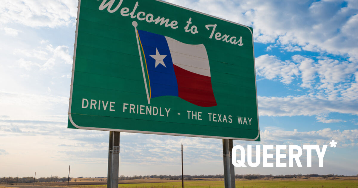Texas just quietly launched a campaign to delete the existence of LGBTQ people