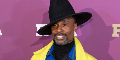 Billy Porter came out as HIV+ to liberate himself–and others–from shame