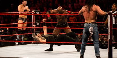 Unearthed docs show US gov't tried multiple times to deport WWE star for being gay
