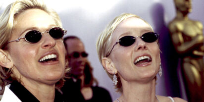 """Anne Heche has some things to say about her relationship with Ellen and being """"blacklisted"""""""