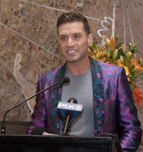 """Omar Sharif Jr. bravely opens up about sexual assault: """"I felt trapped in a body I couldn't control"""""""