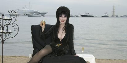 Cassandra Peterson, the gay icon that came out as part of the family