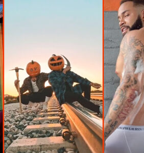 """The pumpkin trend, """"Squid Game"""" doll drag, & Grandy Glaze's tighty whities"""