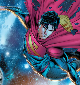 It's official: Superman is queer